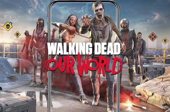 The Walking Dead: Our World – Nuevo juego para dispositivos móviles