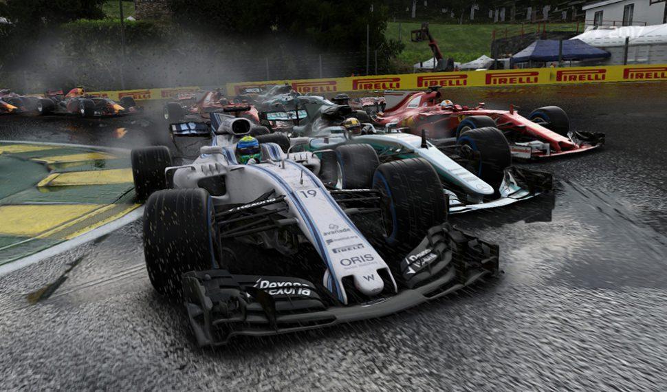 La «Headline Edition» de F1 2018 contará con dos coches exclusivos