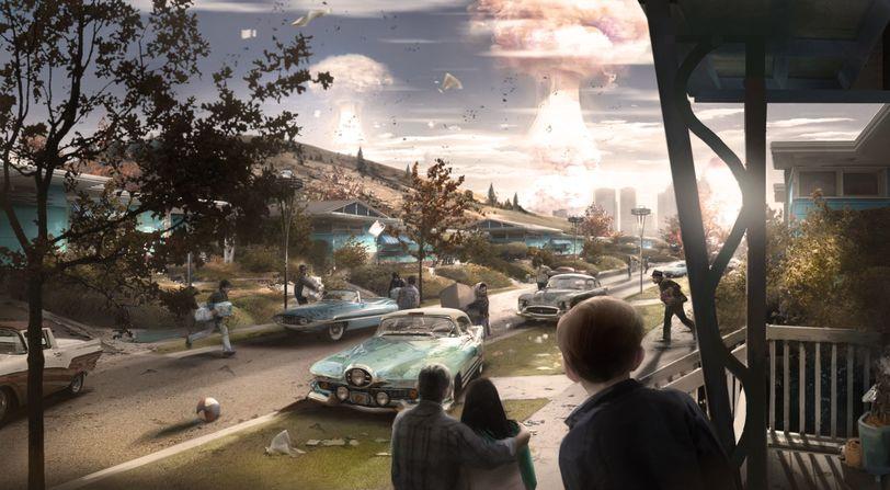 Nintendo Switch Fallout 4