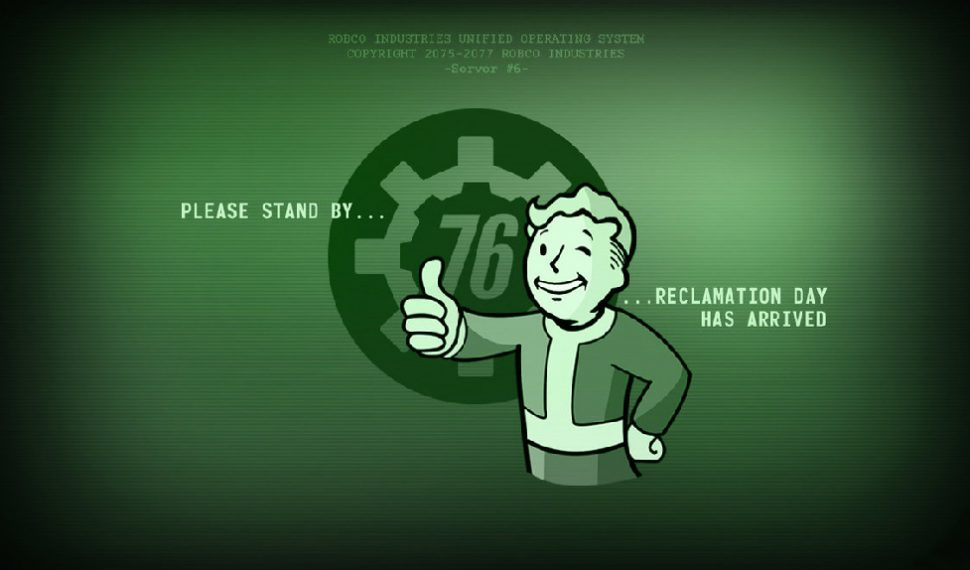 [E3 2018] Ya conocemos la fecha de salida de Fallout 76