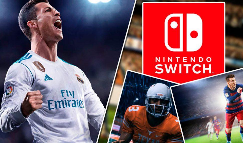 El próximo FIFA 19 tendrá mejores gráficos en Nintendo Switch