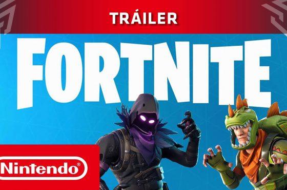 [E3 2018] Fortnite: Battle Royale disponible de forma gratuita para Nintendo Switch