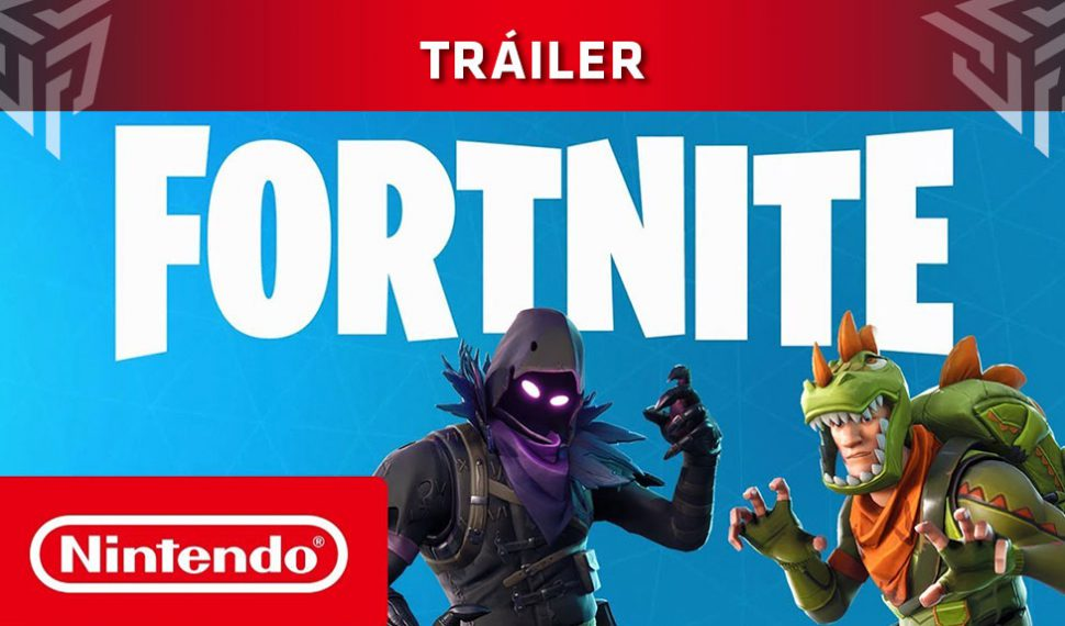 [E3 2018] Fortnite: Battle Royale disponible de forma gratuita para Nintendo Switch