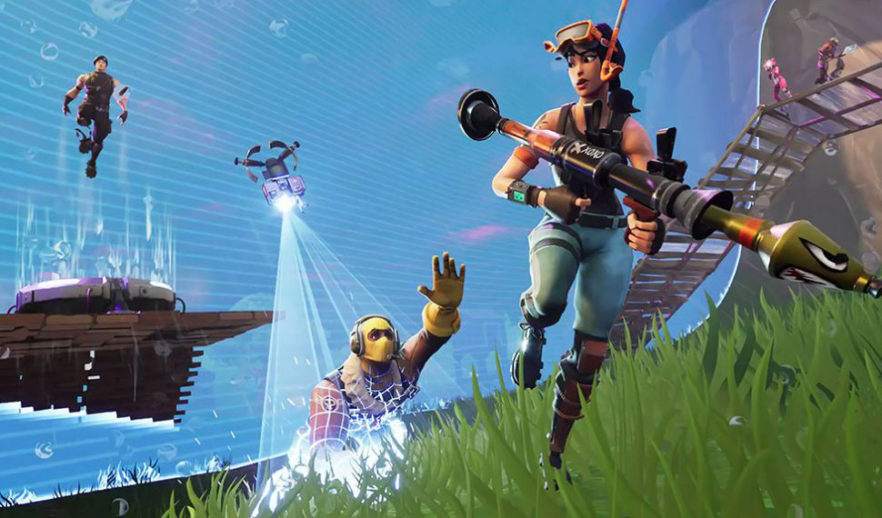 El modo 'Patio de Juegos' llegará a Fortnite: Battle Royale en los próximos días