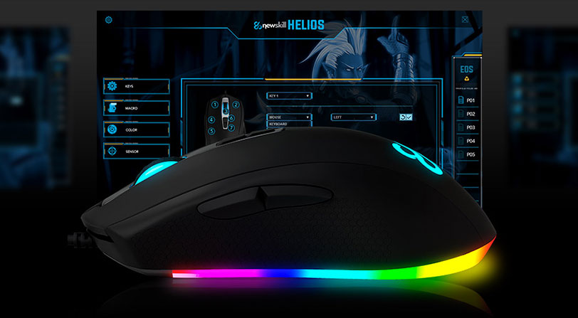 nuevo raton gaming newskill helios