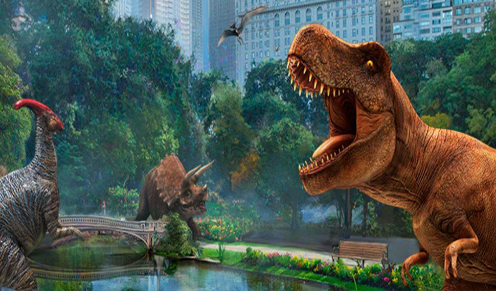 Jurassic World Alive: clasificaciones y niveles de dinosaurios