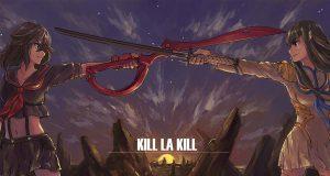 anuncio videojuego kill la kill