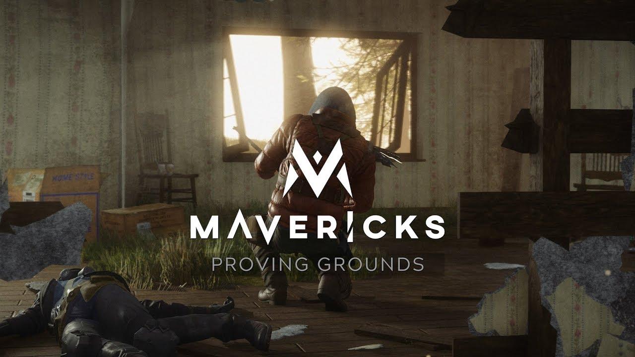 Beta Cerrada Mavericks Proving Grounds