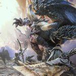 Actualización Lunastra Monster Hunter World