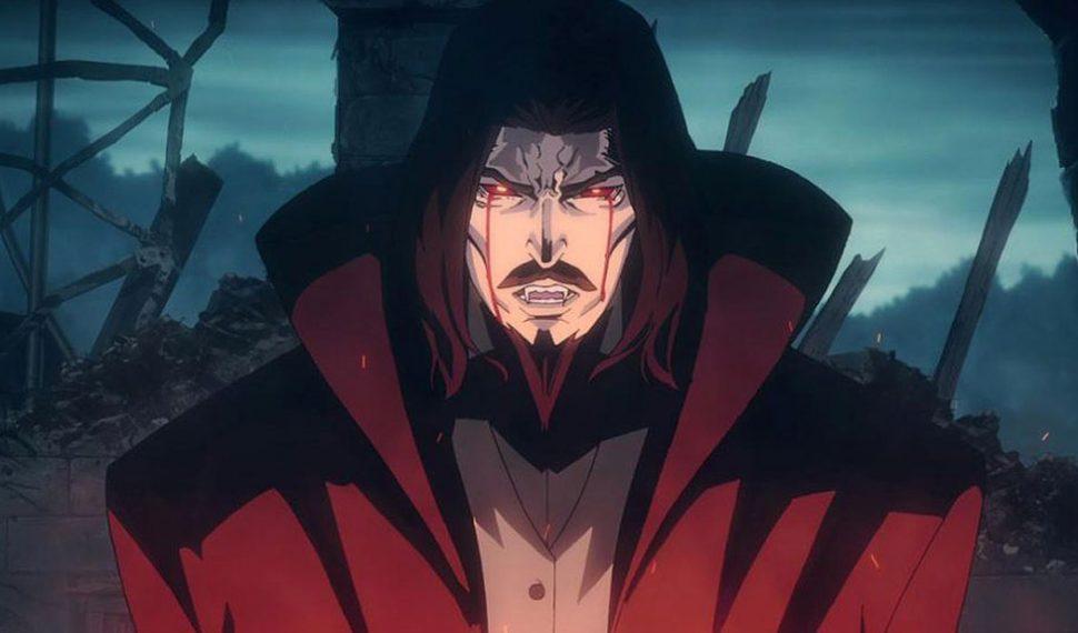 La segunda temporada de Castlevania estará disponible a finales de año en Netflix