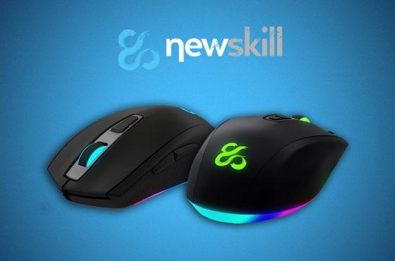 Newskill presenta 'Helios' su nuevo ratón gaming para todo tipo de juegos
