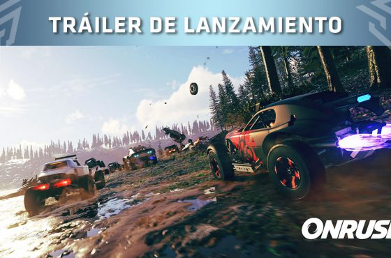 ONRUSH ya está disponible para PlayStation 4, Xbox One y PC
