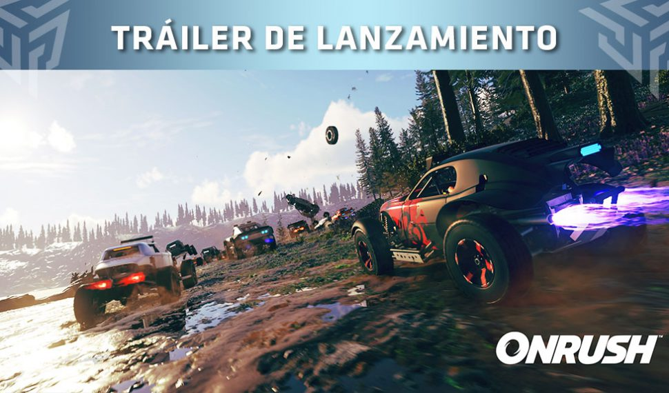ONRUSH ya está disponible para PlayStation 4, Xbox One y PC