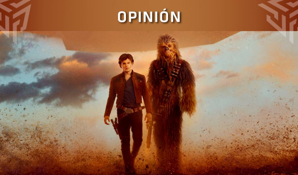 """Impresiones de la película de Han Solo – """"Han Solo… o acompañado"""""""