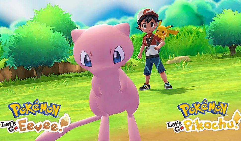 [E3 2018] Este Pokémon legendario llegará gratis con la Pokéball Plus