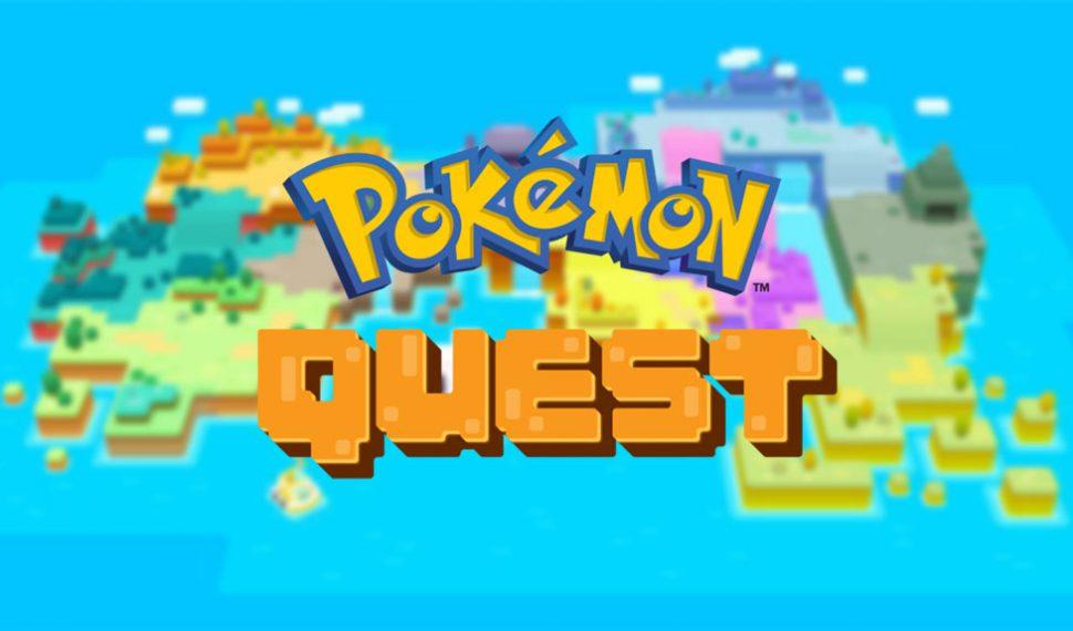 Pokémon Quest confirma su fecha de lanzamiento para móviles iOS y Android
