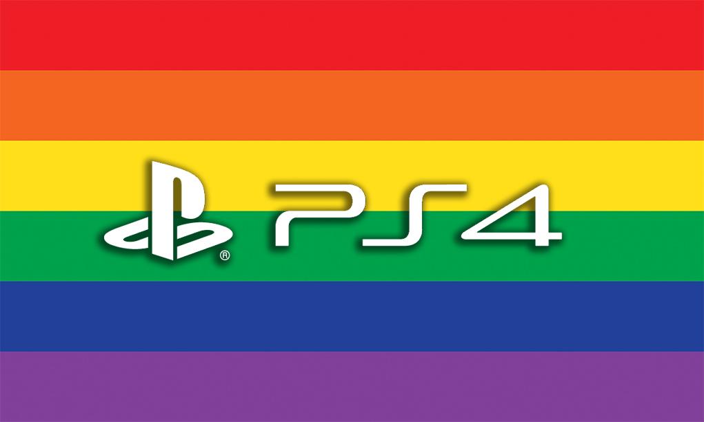 PlayStation Orgullo LGTB
