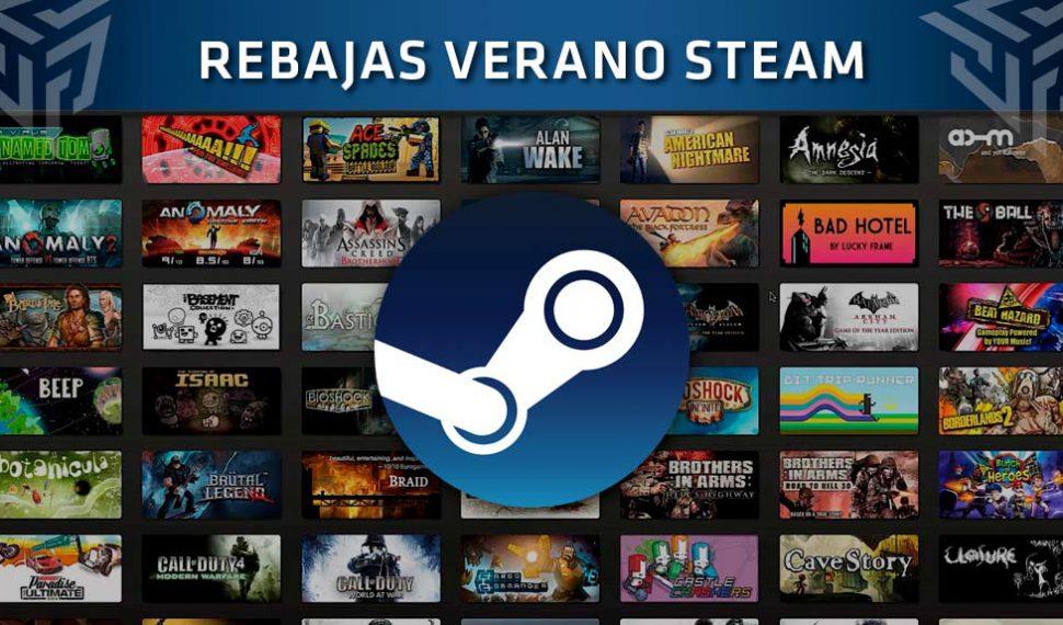 Ya están aquí las rebajas de verano de Steam