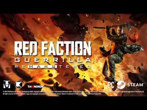 Fecha Red Faction: Guerrilla Re-Mars-Tered