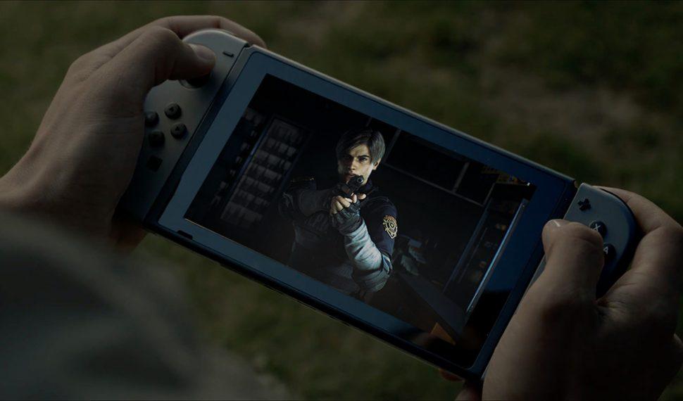 El remake de Resident Evil 2 no llegará a Nintendo Switch
