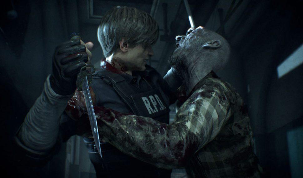 Se muestra el primer gameplay de la nueva versión de Resident Evil 2