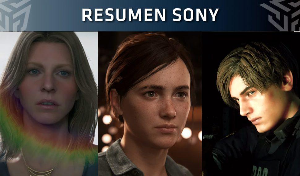 [E3 2018] Resumen de la conferencia de Sony