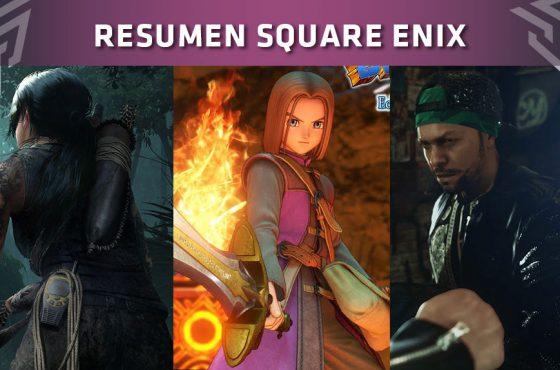 [E3 2018] Resumen de la conferencia de Square Enix