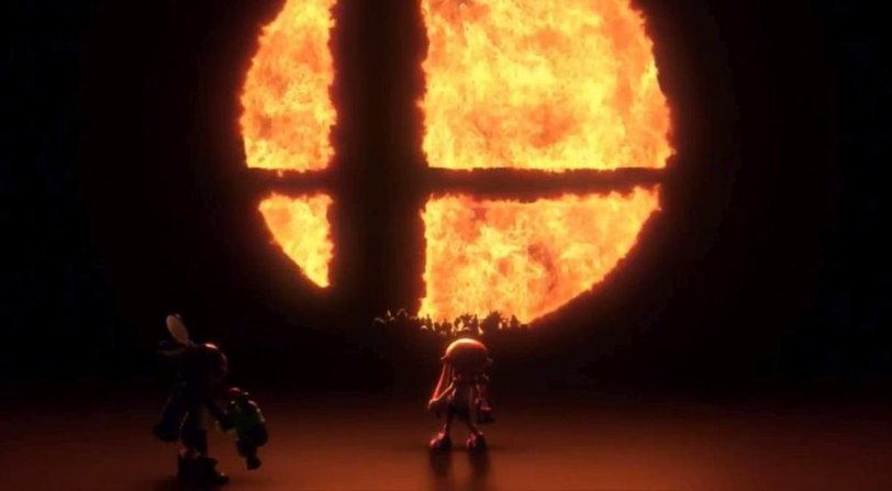 Luchadores Smash Bros Nintendo Switch