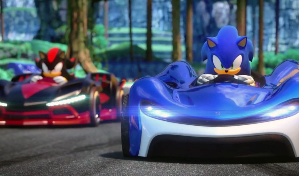 Sega anunció el Team Rose de Team Sonic Racing