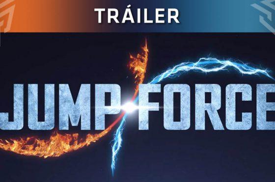 [E3 2018] Jump Force: el juego que mezcla Dragon Ball, Naruto, One Piece, Death Note…