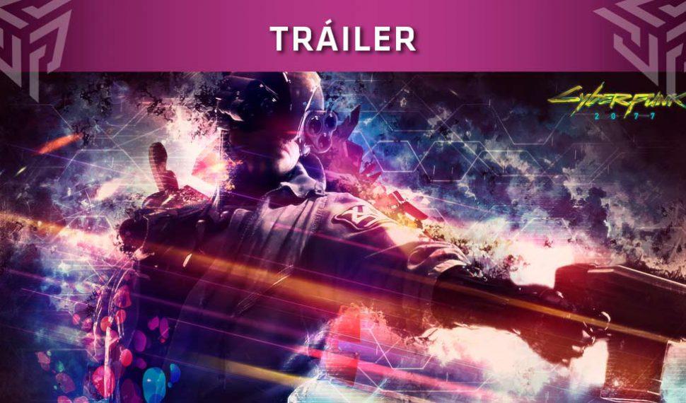 [E3 2018] Se muestra el primer tráiler de Cyberpunk 2077