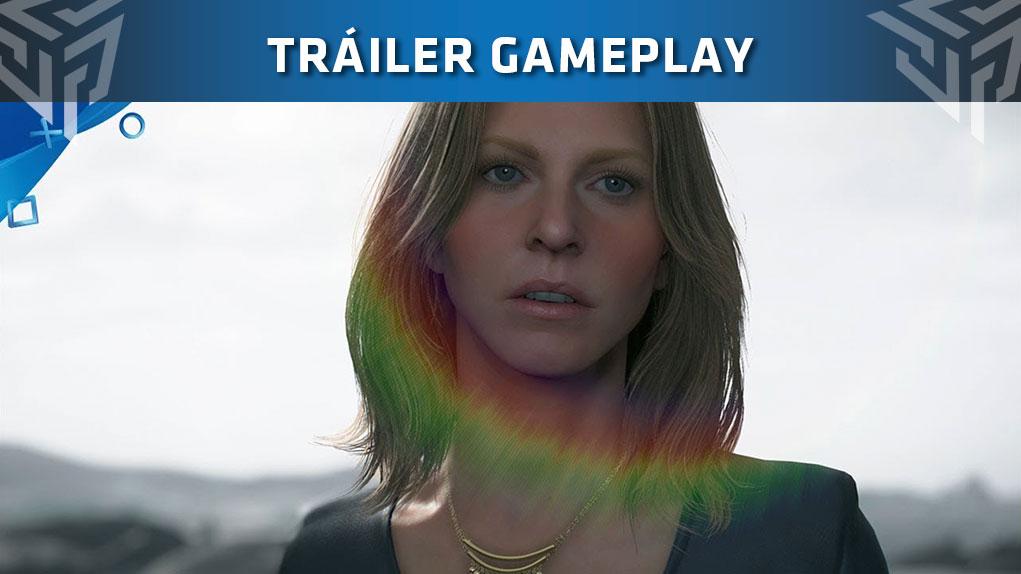 trailer gameplay death stranding e3