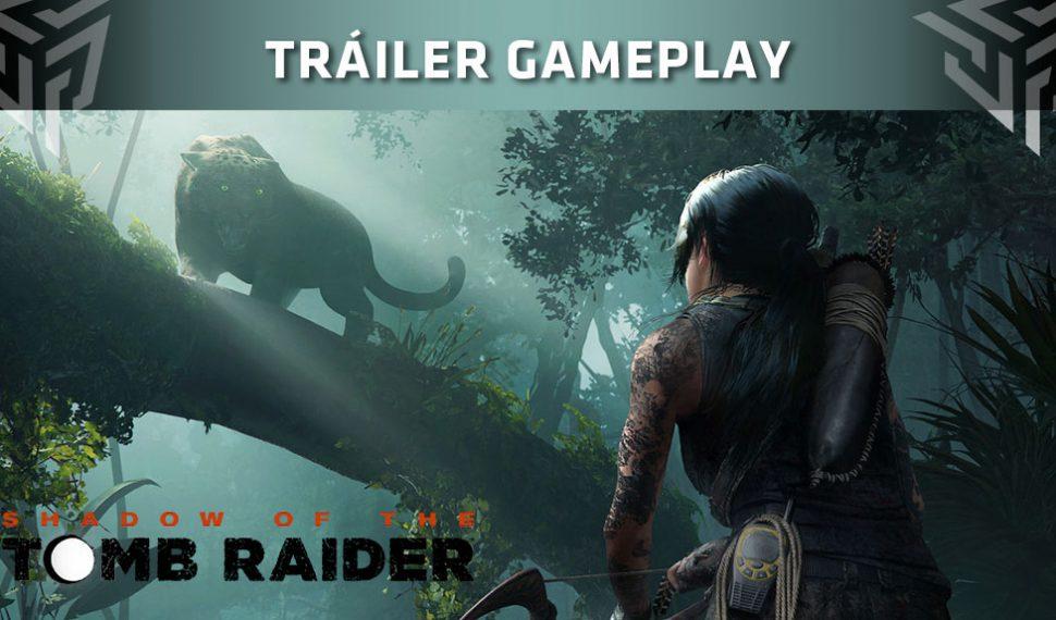 [E3 2018] Shadow of the Tomb Raider muestra su primer gameplay