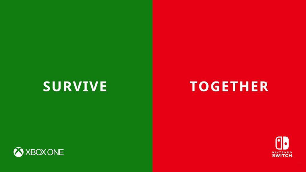 Resultado de imagem para Nintendo y Microsoft afianzan su amistad – Survive Together: Ayer comentábamos qué opinabanXbox y Nintendo sobre el problema del crossplay de Sony. Parece que no era todo lo que tenían que decir al respecto. Ahora tanto Xbox como Nintendo… http://dlvr.it/QY9Sz5 Por PureGaming