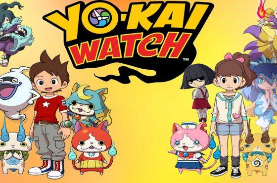 Travesuras y locuras sobrenaturales con el lanzamiento de Yo-Kai Watch Blasters en Nintendo 3DS
