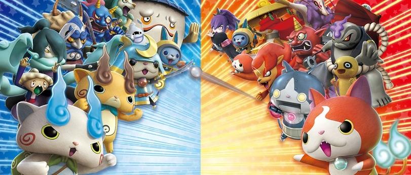 Fecha Yo-Kai Watch Blasters