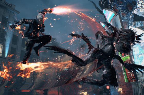 Capcom utiliza el mismo motor gráfico para Devil May Cry 5 y Resident Evil 2 remake