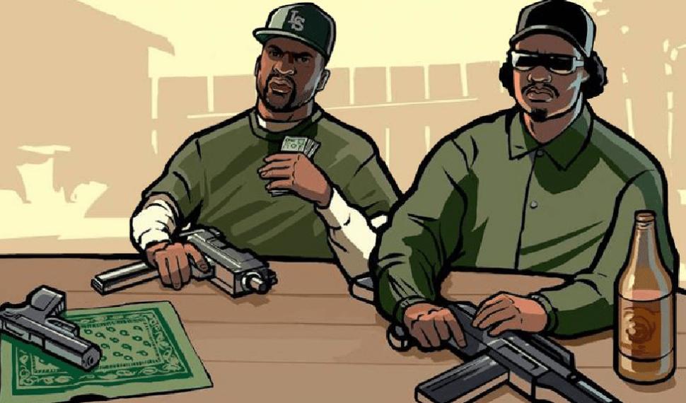 Grand Theft Auto: San Andreas recibe nuevas ciudades
