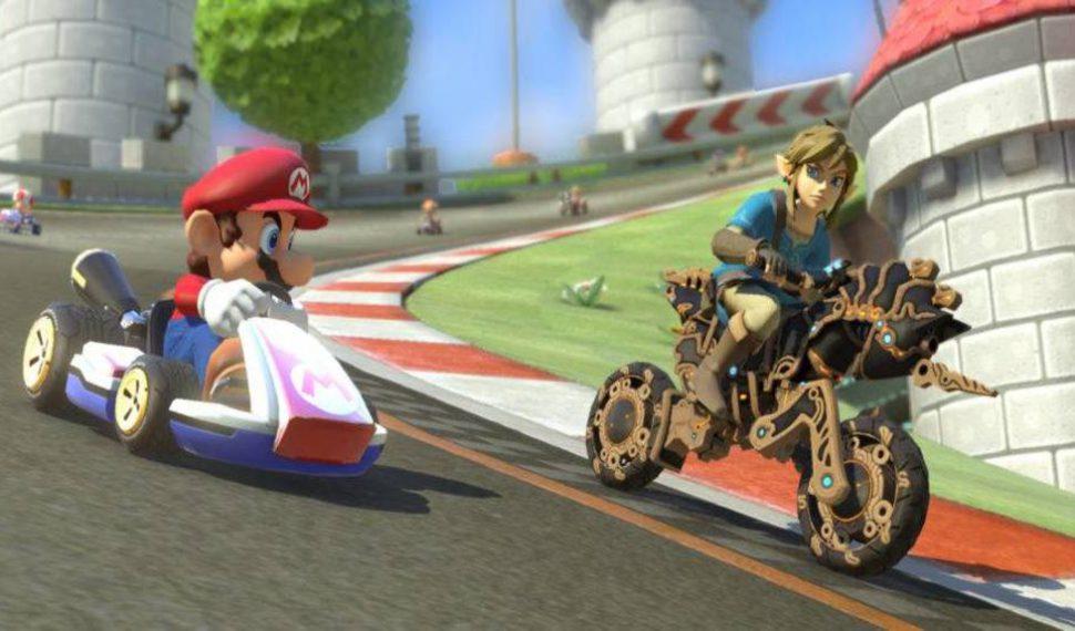 Este es el nuevo contenido de la actualización de Mario Kart 8 Deluxe