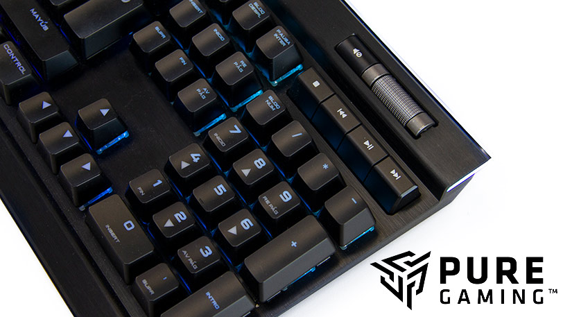 Review del Corsair K95 RGB
