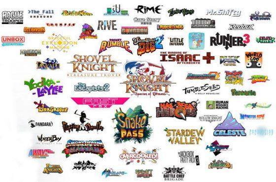 Nintendo trabaja duro y se proponen lanzar 20 o 30 videojuegos indies a la semana en Switch