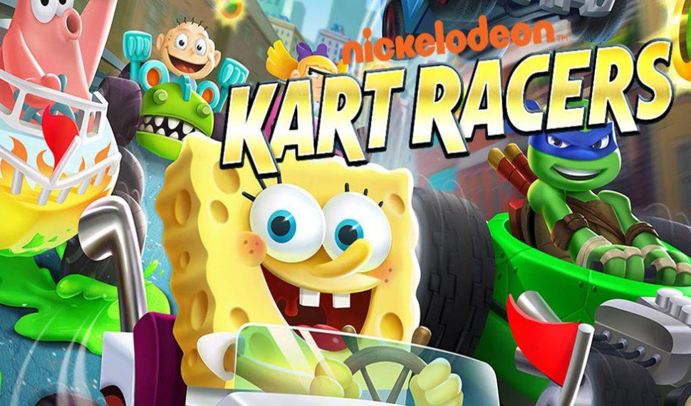 Nickelodeon Kart Racers hace su aparición y confirma su fecha de lanzamiento