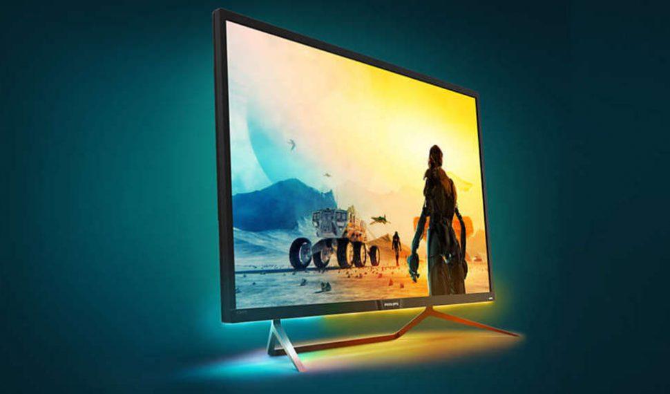 Philips estrena su línea de monitores gaming «Momentum»