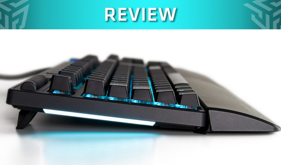 Review Asus del ROG Strix Flare