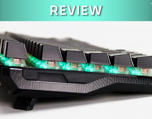 Review Asus Rog Claymore