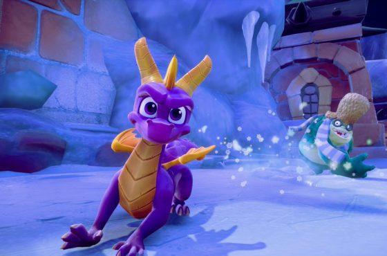 Muchos detalles sobre Spyro Reignited Trilogy y su banda sonora en la Comic Con