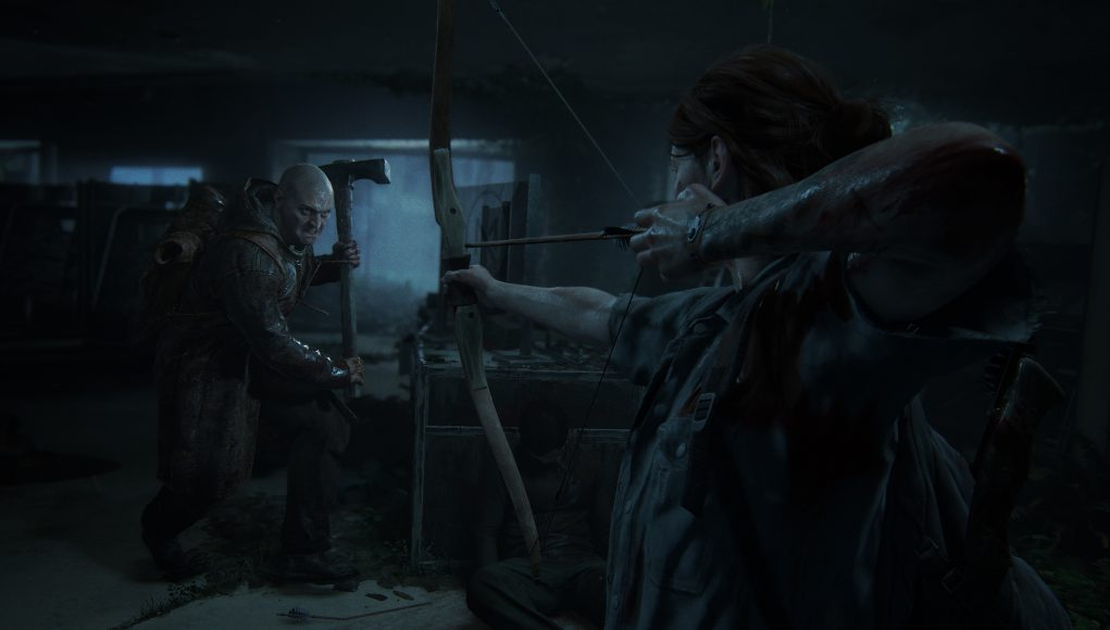 Violencia The Last of Us 2