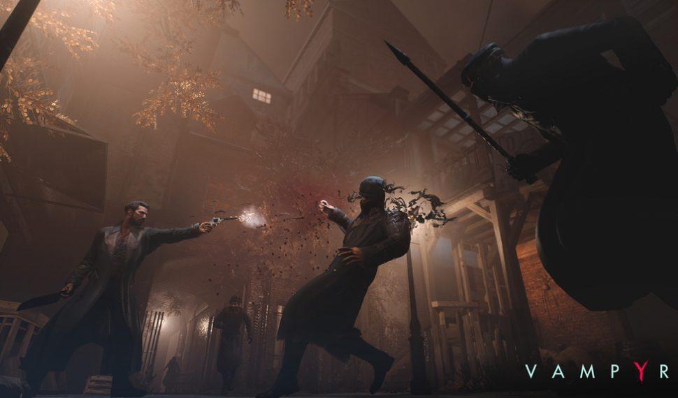 Vampyr recibe el primer parche de corrección de fallos