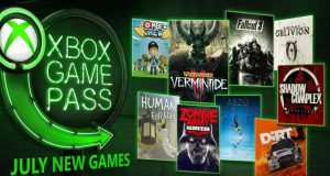Juegos Xbox Game Pass Julio 2018