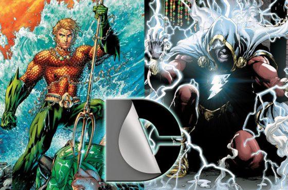 Universo DC en la Comic Con: Worlds of DC, Aquaman, Shazam y mucho más